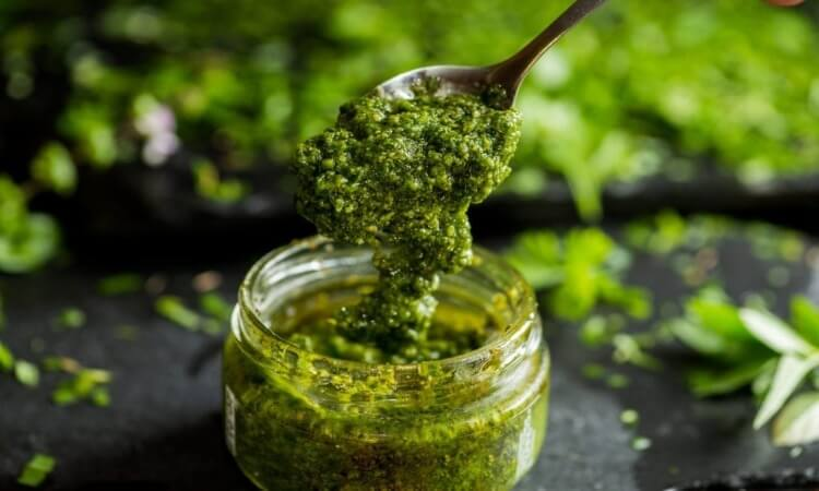 Can You Make Pesto In A Blender