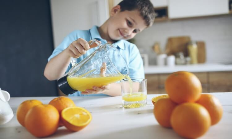 How To Make Juice With A Blender: Easy To Prepare Drinks