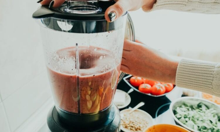 How To Make Tomato Juice In A Blender